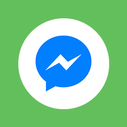 Facebook Messenger Live Support
